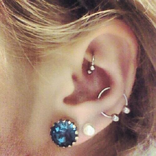 50+ Orbital Piercing Ideas, Procedure, Healing, Pain, Cost Ear Piercings Snug
