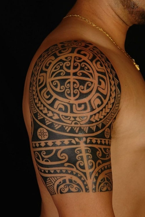 d6fe1222180 150 Popular Polynesian Tattoos Meanings (Ultimate Guide 2019)