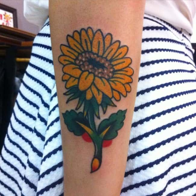 sunflower_tattoos_ (1)