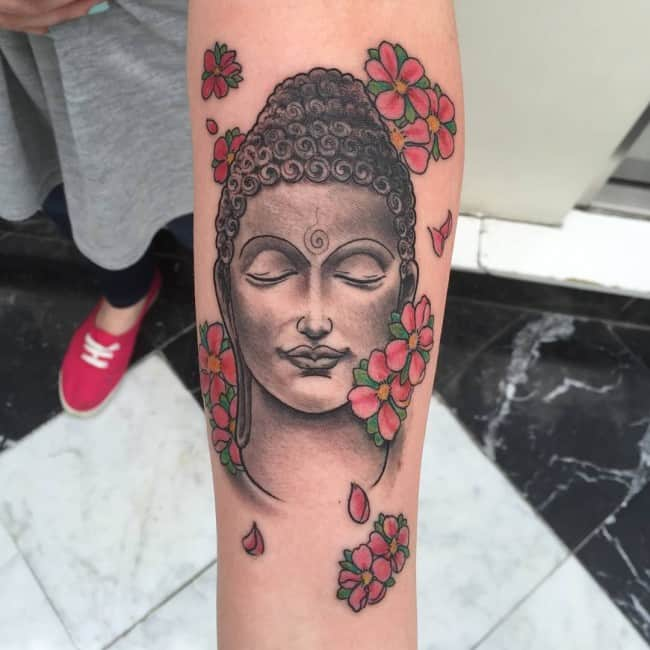 150 Cherry Blossom Tattoos Meanings Ultimate Guide 2018