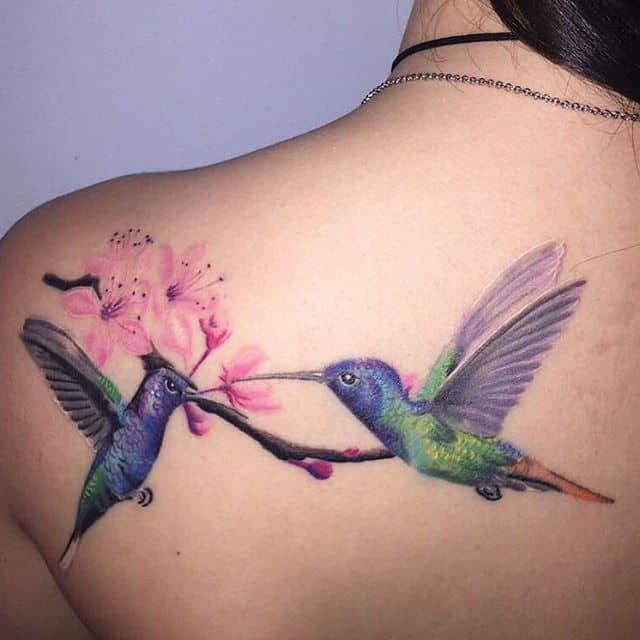 084e71d565d03 150 Cherry Blossom Tattoos Meanings (Ultimate Guide 2019) - Part 2