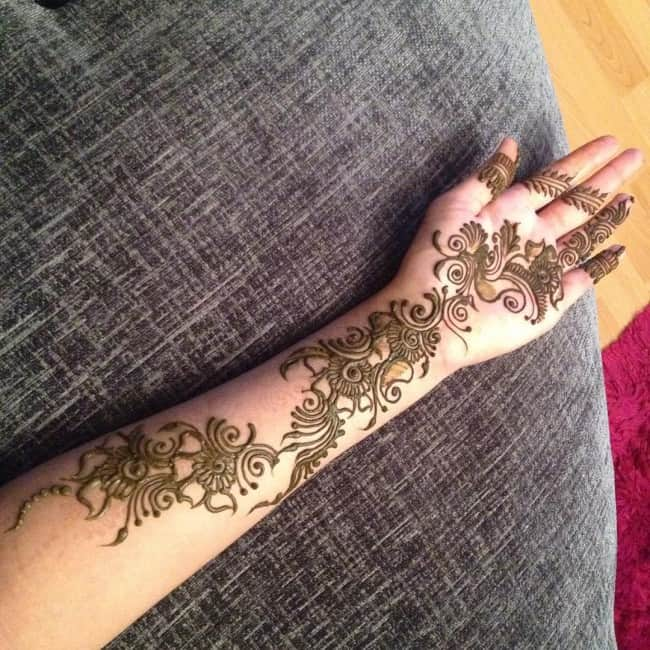 150 Best Henna Tattoos Designs Ultimate Guide February 2019