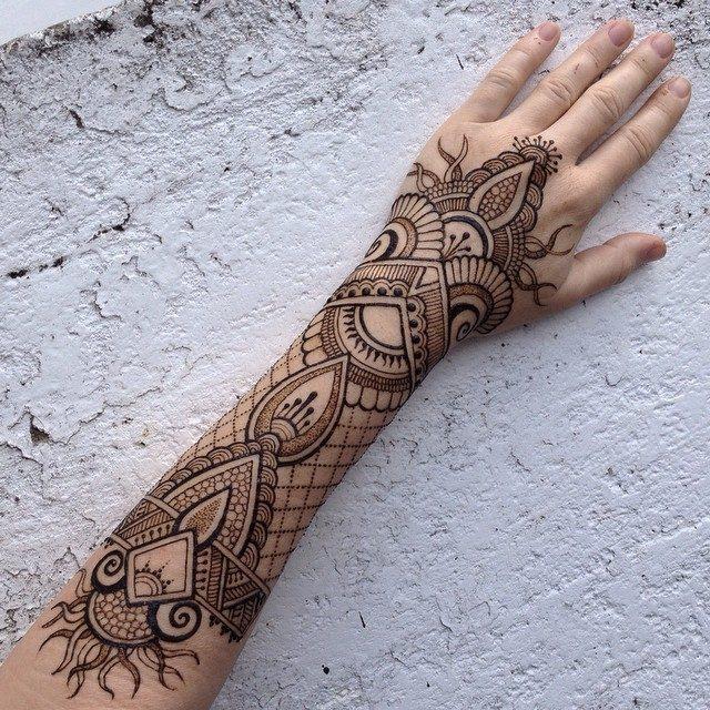 150 best henna tattoos designs ultimate guide november 2018. Black Bedroom Furniture Sets. Home Design Ideas