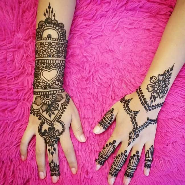 369dee7df 150 Best Henna Tattoos Designs (Ultimate Guide, July 2019)