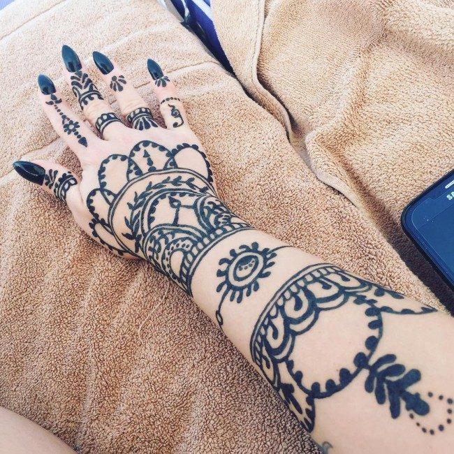 Best Henna Tattoo: 150 Best Henna Tattoos Designs (Ultimate Guide, July 2019