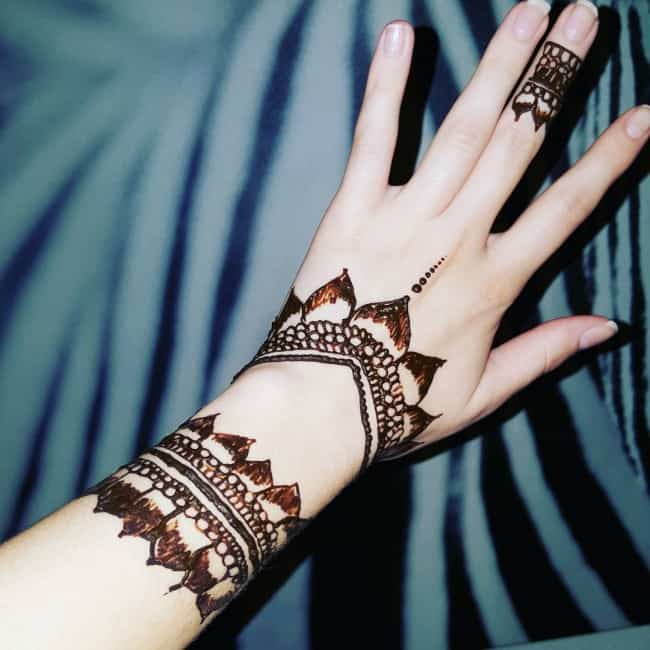 150 Best Henna Tattoos Designs Ultimate Guide March 2019