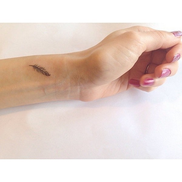 Small Nice Tattoos For Girls