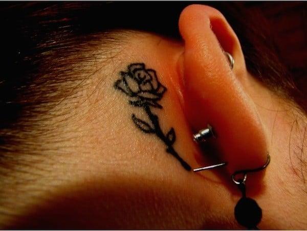 Small Tattoos Girls