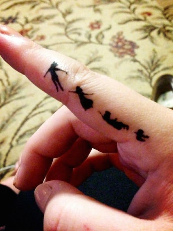 Small Tattoos With Meaning