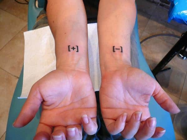 Symbolic Tattoo For Girls