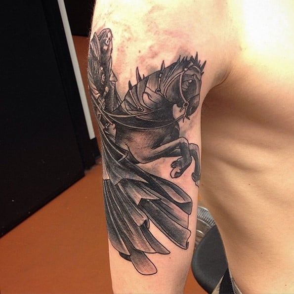 warrior-tattoo-designs