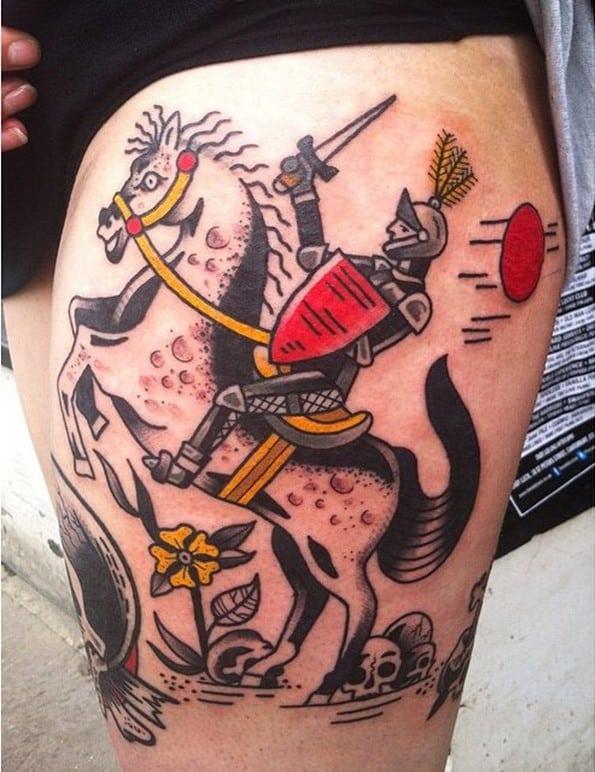warrior-tattoo-designs-22