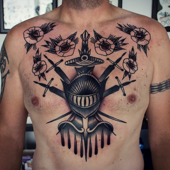 warrior-tattoo-designs-23