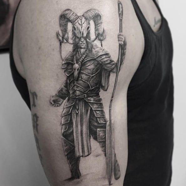 warrior-tattoo-designs-3