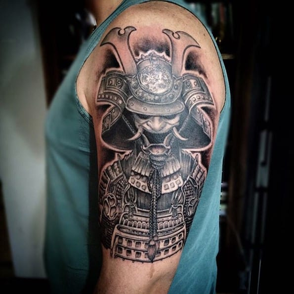 150 Best Warrior Tattoos Meanings Ultimate Guide August