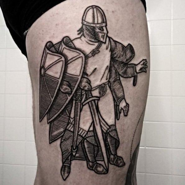 warrior-tattoo-designs-75