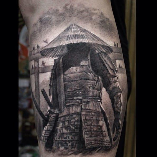warrior-tattoo-designs-custom