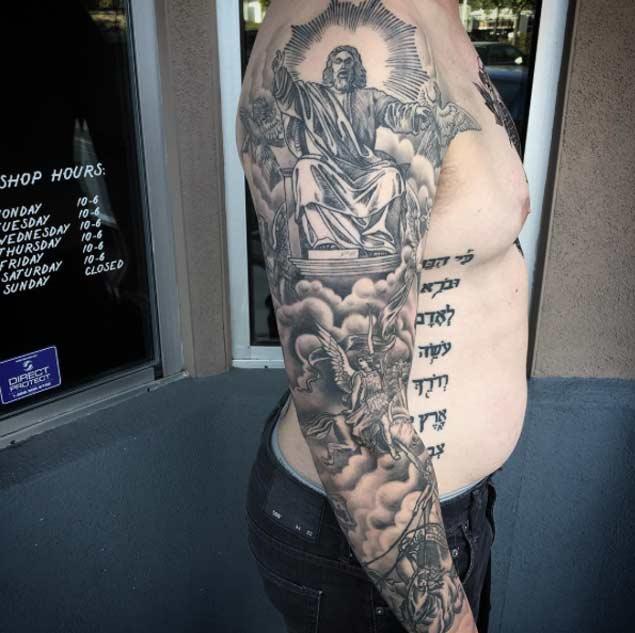 Heaven-tattoo-sleeve