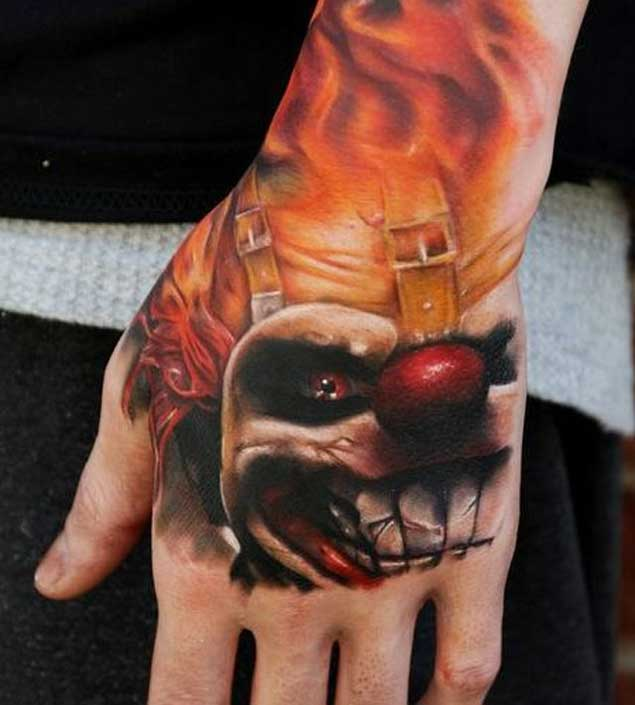 Clown Girl Tattoo Meaning: 100+ Hilarious Clown Tattoos Meanings (June 2020