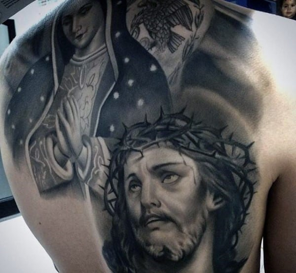 back-cool-christian-tattoo-ideas-men