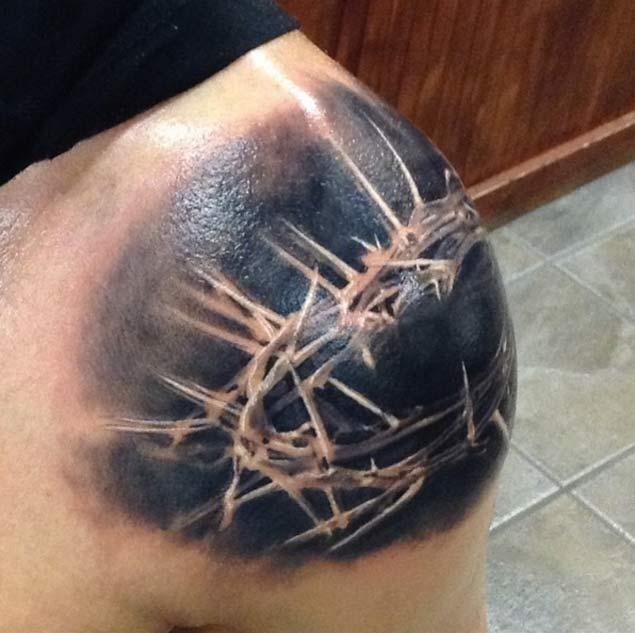 crown-thorns-tattoo