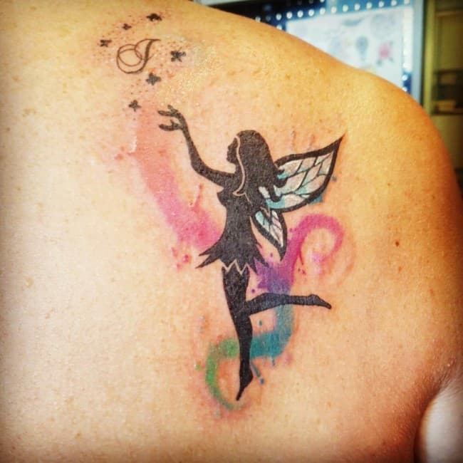 fairy tattoo 14