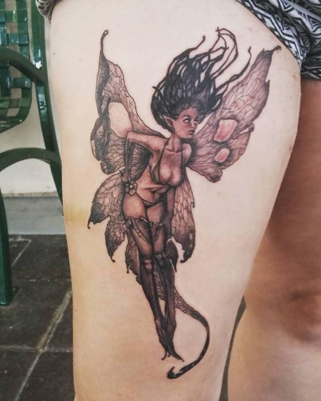 fairy tattoo 16