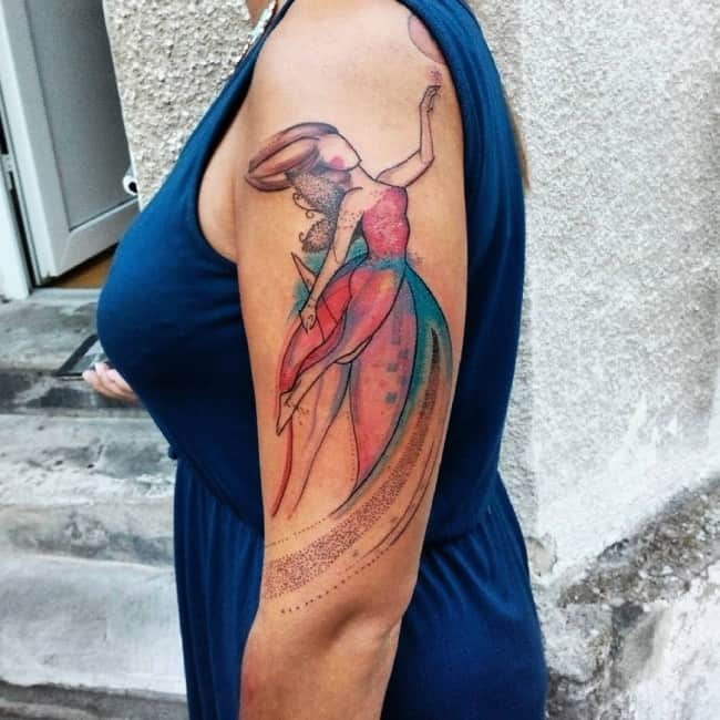 fairy tattoo 17