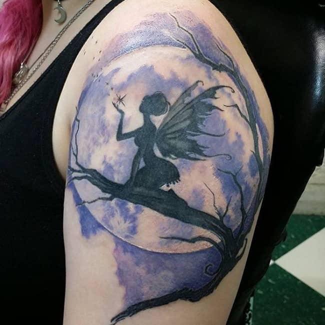 fairy tattoo 22
