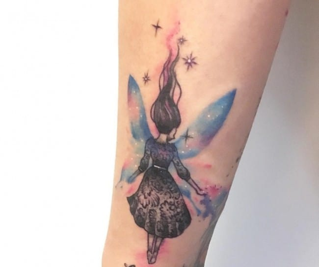fairy tattoo 3
