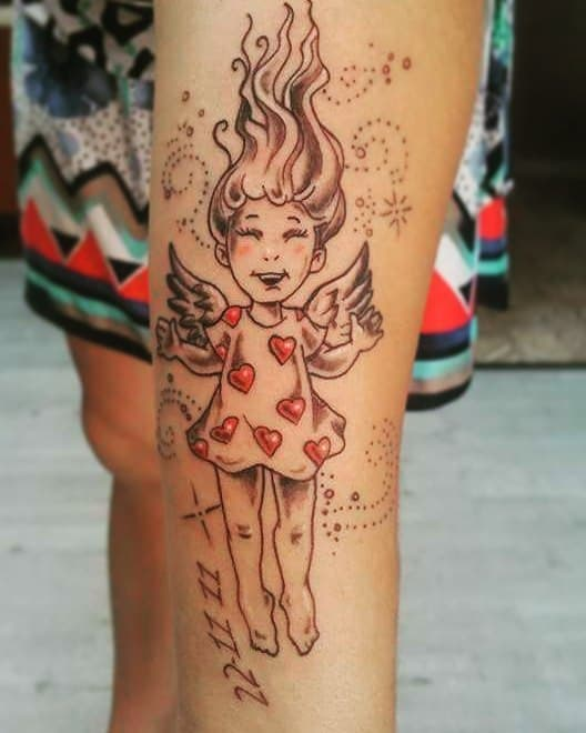fairy tattoo 50