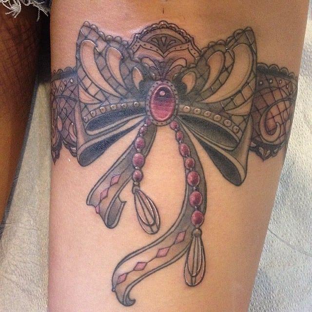 garter belt tattoo (11)