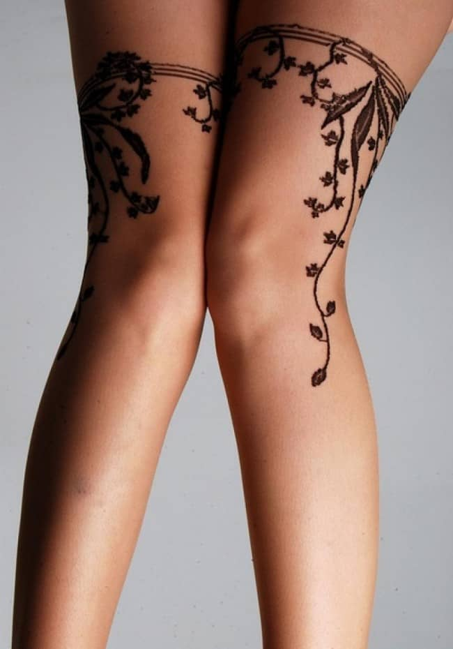 4ae930db2 100 Sexiest Garter Tattoos (Ultimate Guide, July 2019)