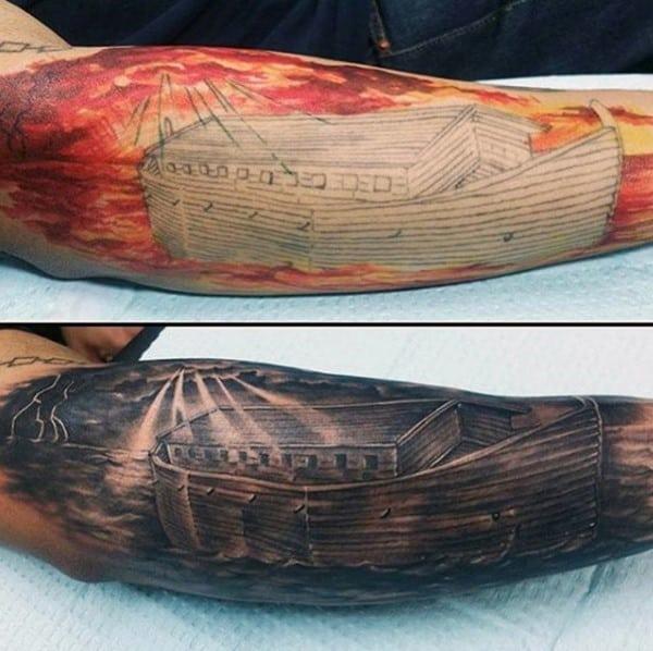 noahs-ark-christian-male-tattoo-design