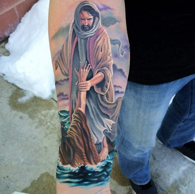 184 Most Sacred Christian Tattoos (June 2019