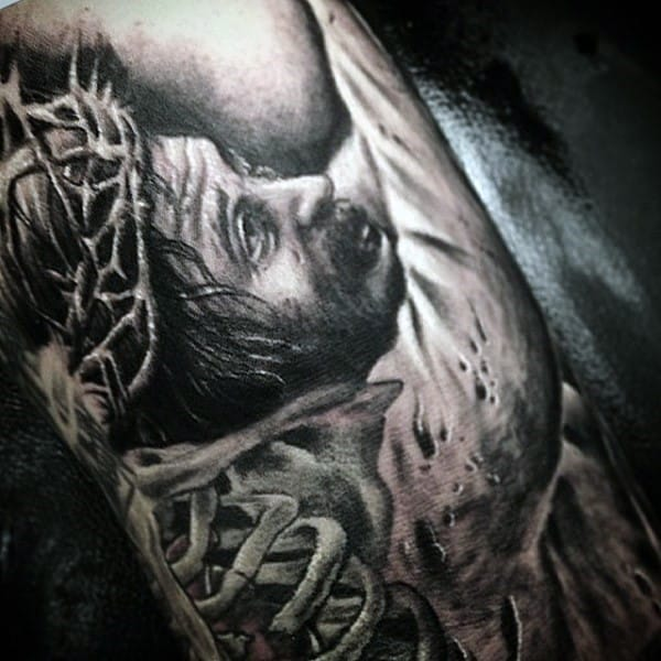 small-christian-tattoos-for-men-on-bicep