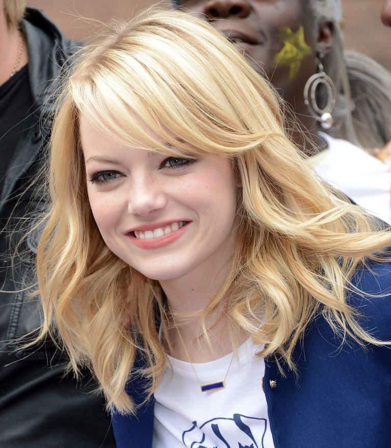 Image result for Elegant And Elongating Hairstyle For Round Face hair style