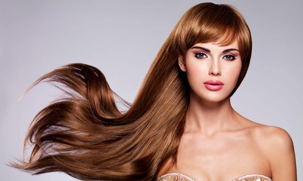 Image result for Long Luscious Hairstyle