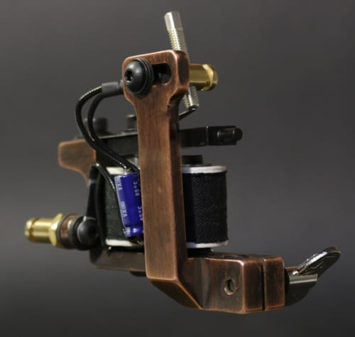 Mini Dietzel Powerliner from HM Tattoo Machines