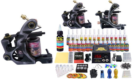 solong tattoo kit