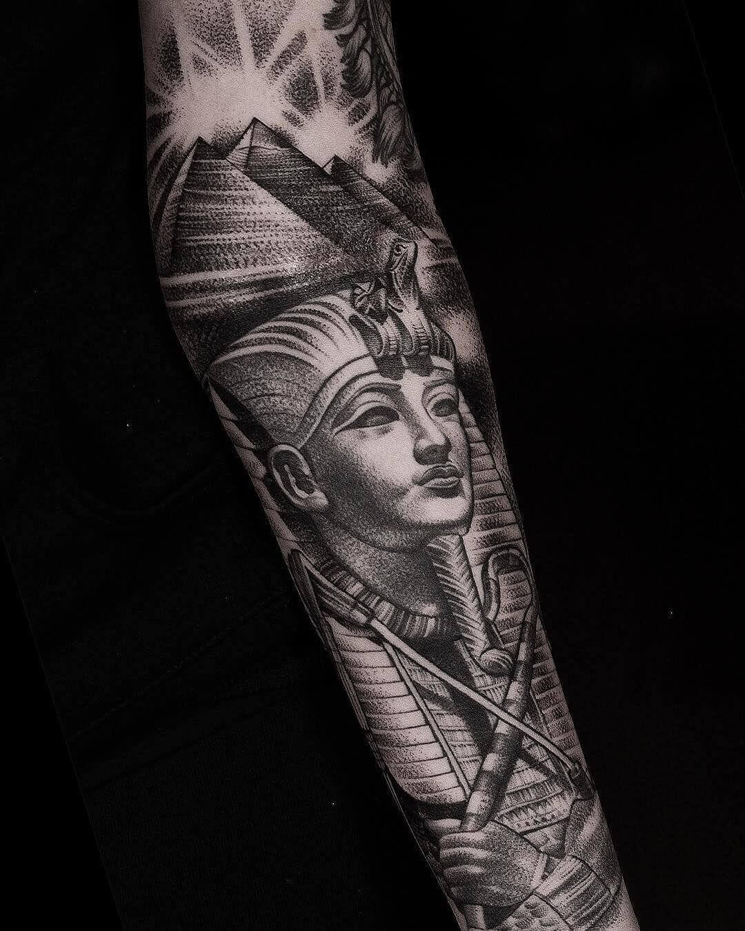 100 Incredible Egyptian Tattoo Ideas - Tattoo Inspiration