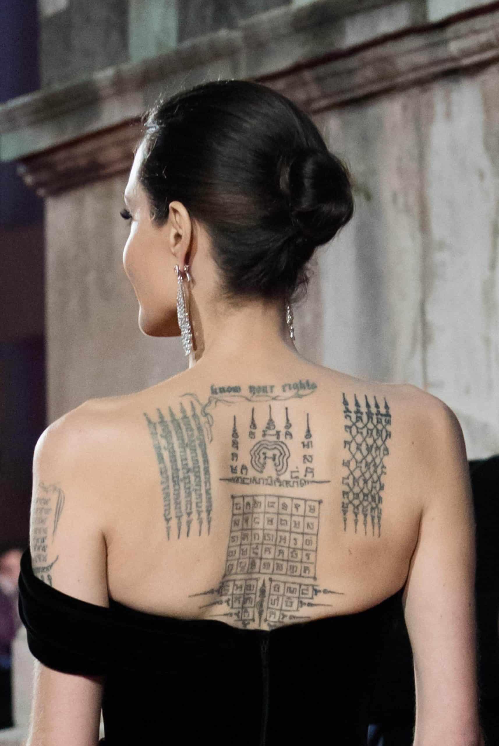 angelina jolie yant vihan pha chad sada tattoo