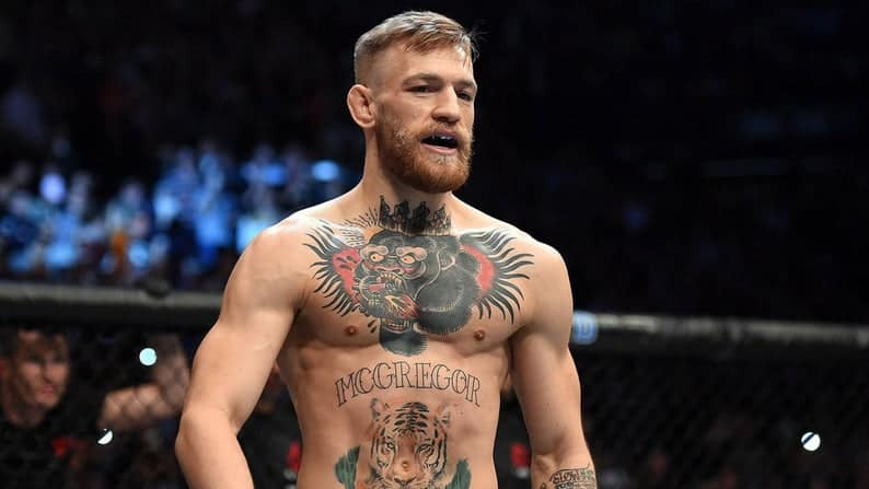 conor mcgregor mcgregor and notorious tattoo