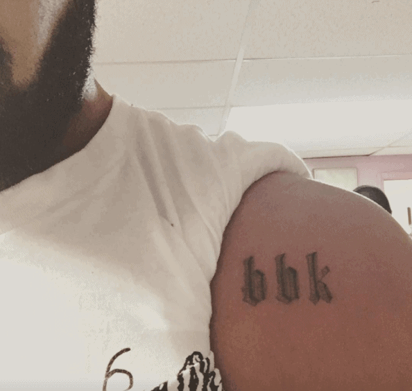 drake bkk tattoo