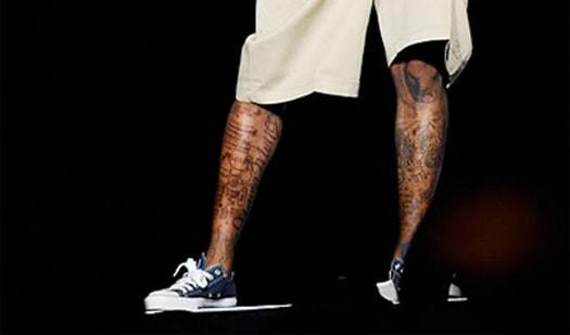 lil wayne alien tattoo