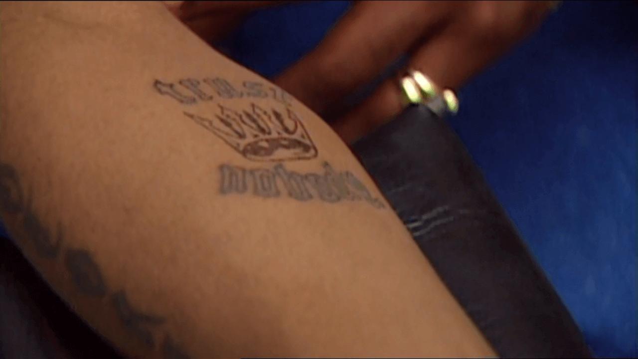 tupac shakur trust nobody tattoo